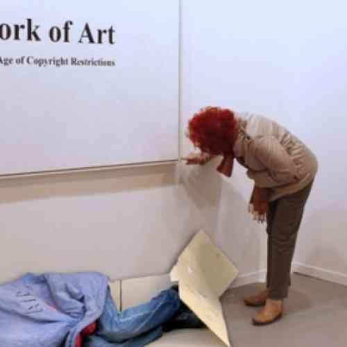 Se cuela un vagabundo en Arco y un coleccionista lo adquiere por 150.000 euros