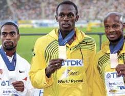 Bolt y su imperio de la velocidad