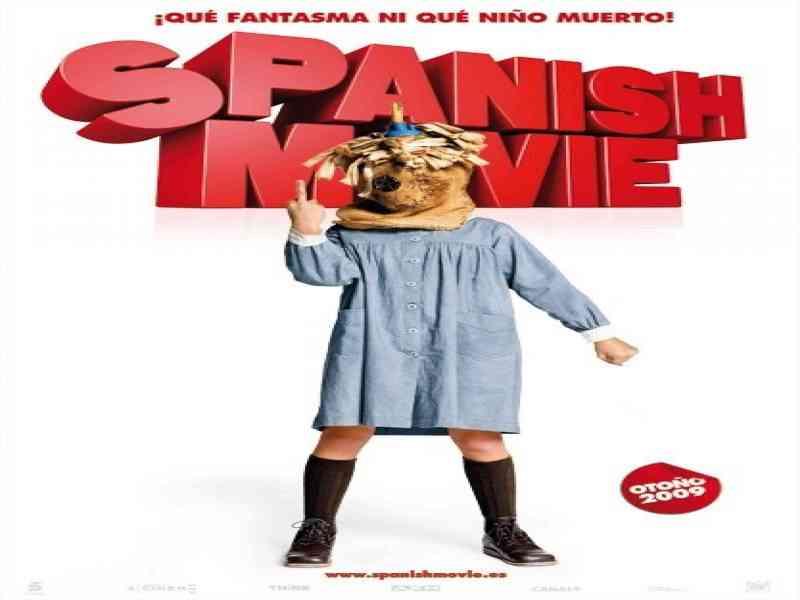 Spanish Movie y Lluvia de albóndigas, absurdas parodias