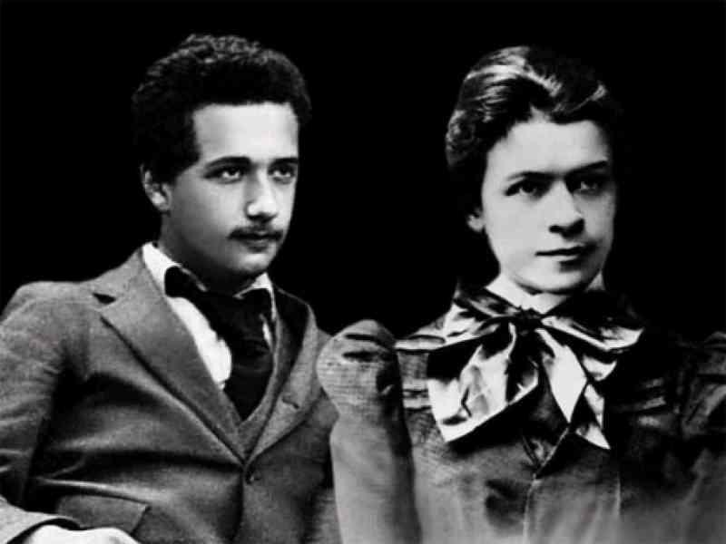 Las curiosas condiciones que Einstein imponía a su esposa Mileva