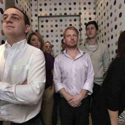 Londinenses pueden disfrutar de un delicioso ascensor con galletas