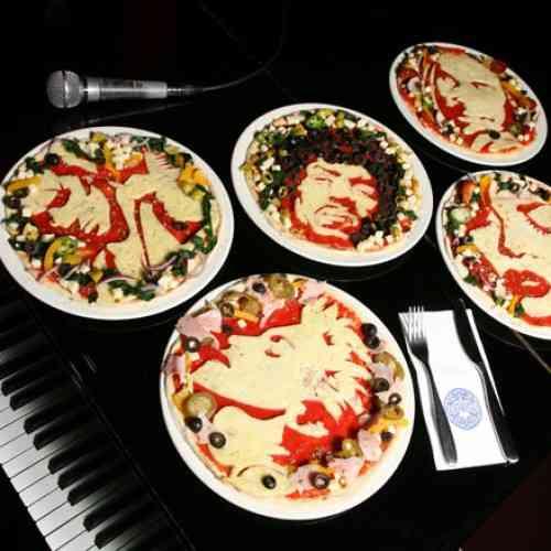 Rihanna y Madonna serán inmortalizadas en Pizzas