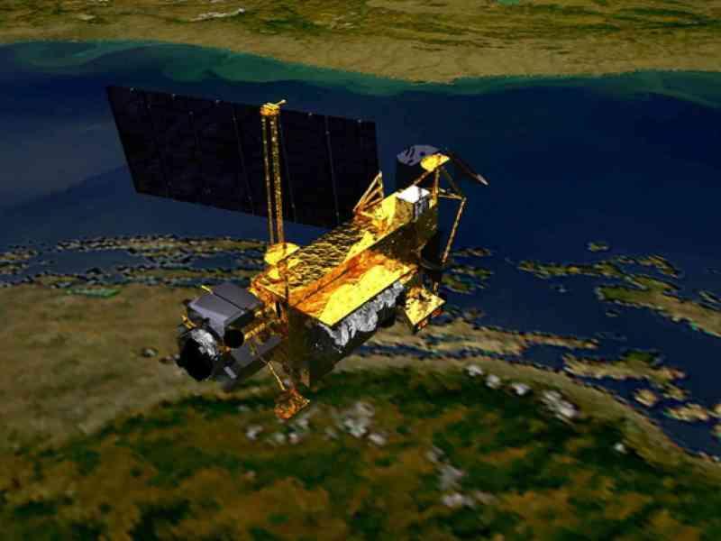 Un gran satélite de la NASA sin control caerá a la Tierra esta semana