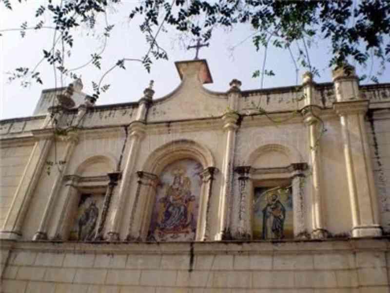 Un tesoro se esconde bajo el suelo de una iglesia de Lepe