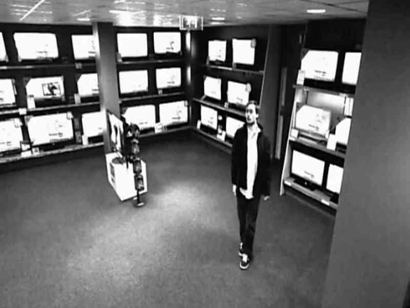 Como robar una televisión