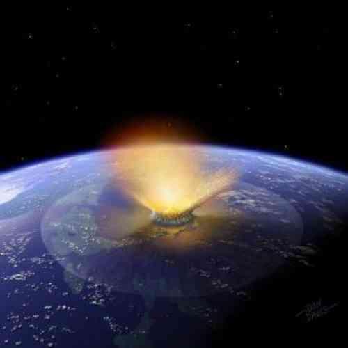Un asteroide podría colisionar con La Tierra en el año 2040