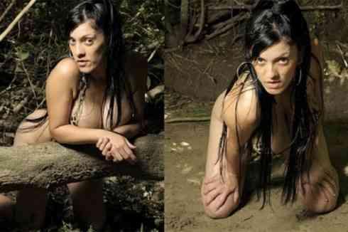 Las fotos hot de la mujer que denunció al médico
