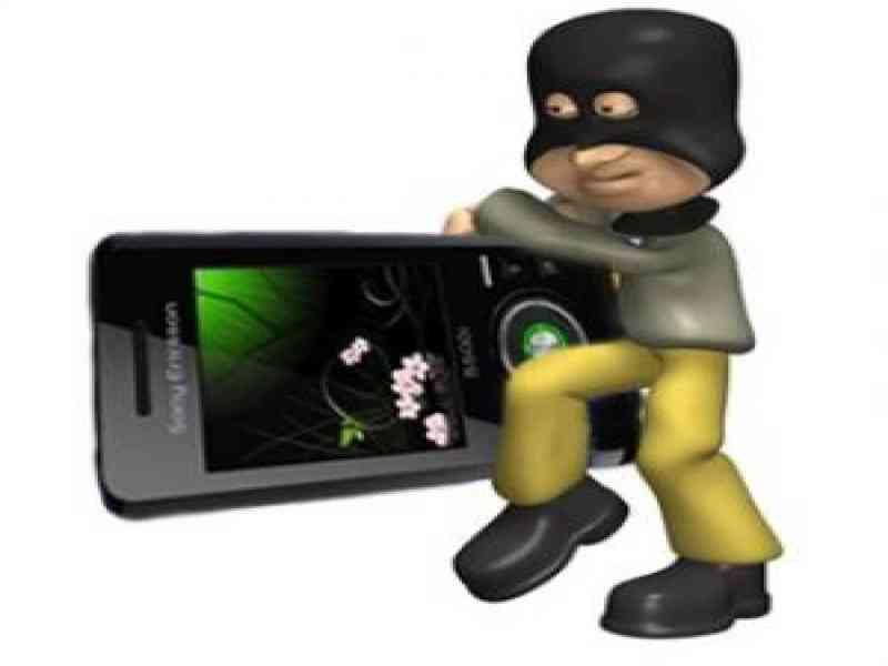 Detenido por denunciar falsamente el robo del móvil