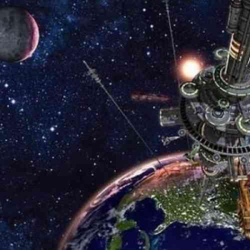 Un científico ruso propone un ascensor desde la Tierra a la Luna para el transporte de cargas