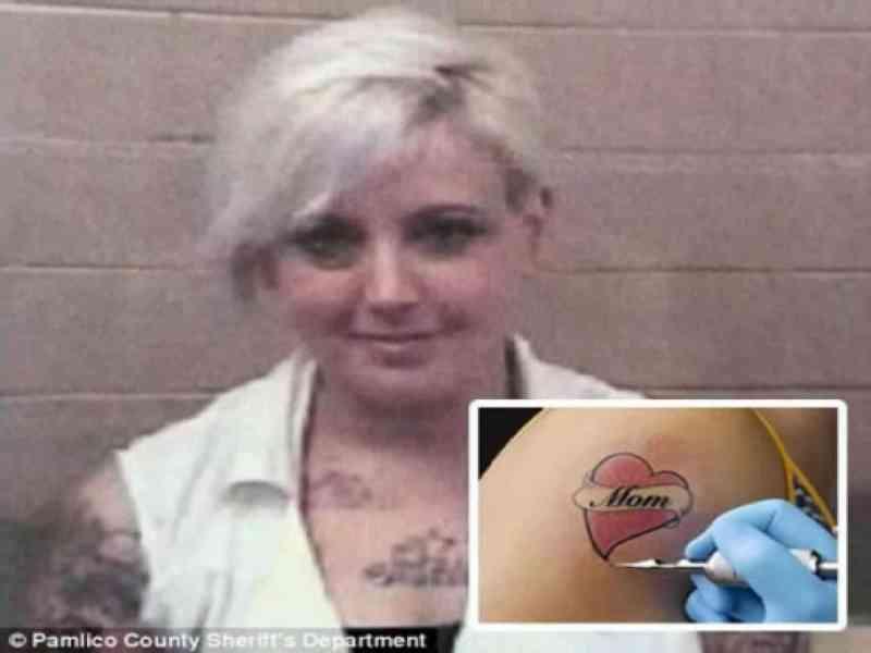 Por tatuar un corazón a su hija de 11 años irá a la cárcel