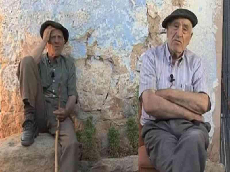 Dos ancianos de un pueblo de Soria predijeron la crisis en 2007: «Esto va a terminar muy mal»