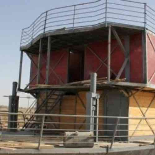 """Un chino se gasta 120.000 euros en construir un arca """"para el fin del mundo"""""""