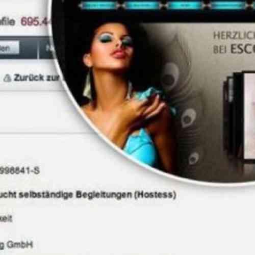 La oficina pública de empleo de Düsseldorf ofrece trabajo como prostituta