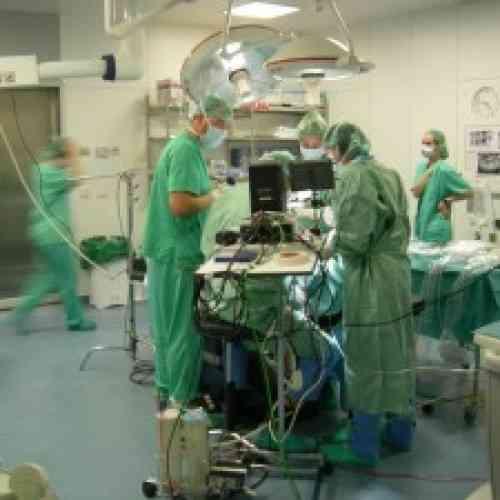 La cirugía sin sangre también es vida