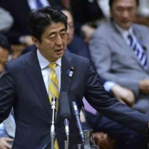 El Parlamento nipón trata la presencia de un fantasma en la residencia de Abe