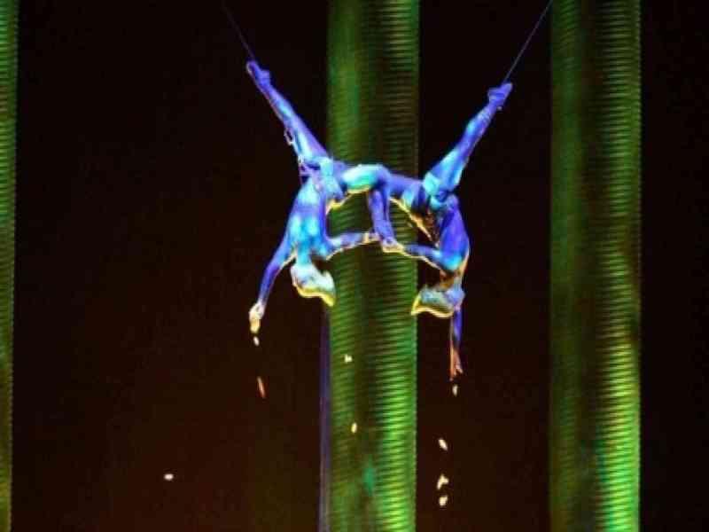 Muere una acróbata del Cirque du Soleil en pleno espectáculo