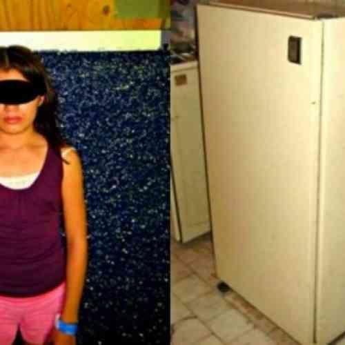 Detenida una mujer que cambió a su hija de 11 años por una nevera