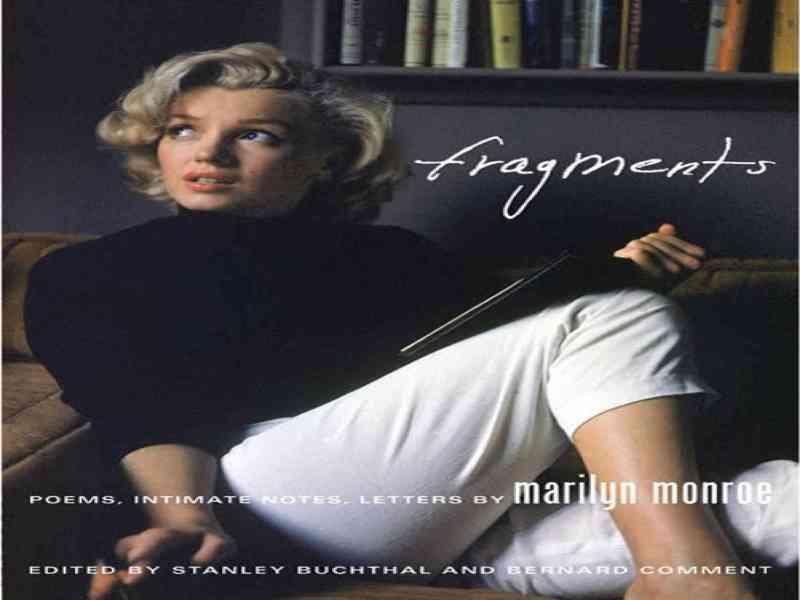 La secreta vida literaria de Marilyn