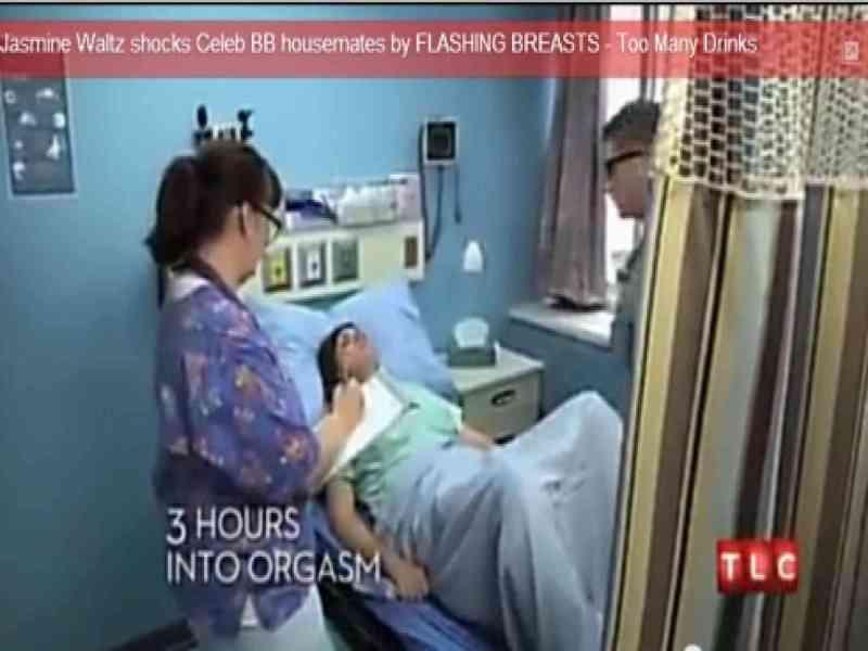 Acaba en el hospital tras padecer un orgasmo de tres horas