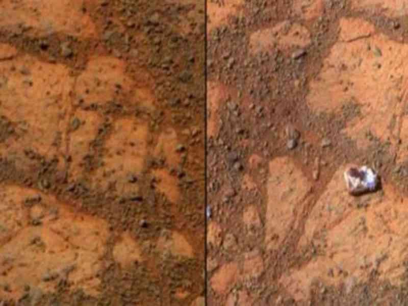 Acusan a la NASA de ocultar vida extraterrestre