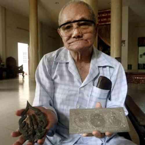 Un anciano lleva medio siglo en busca de un tesoro japonés de la Segunda Guerra Mundial