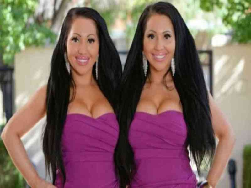 Gemelas australianas se operan para ser idénticas y comparten novio