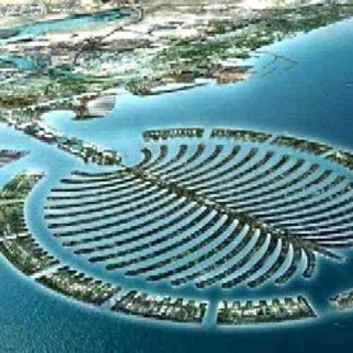 Las islas artificiales de Dubái se hunden en el mar y en las finanzas